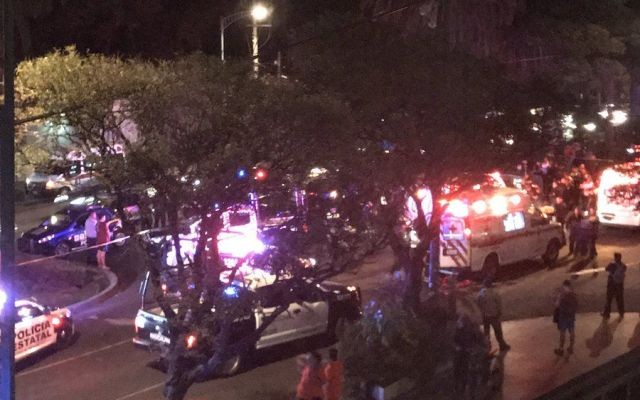 Investigan balacera en Lomas de Chapultepec - Foto de Eugeniaesrara
