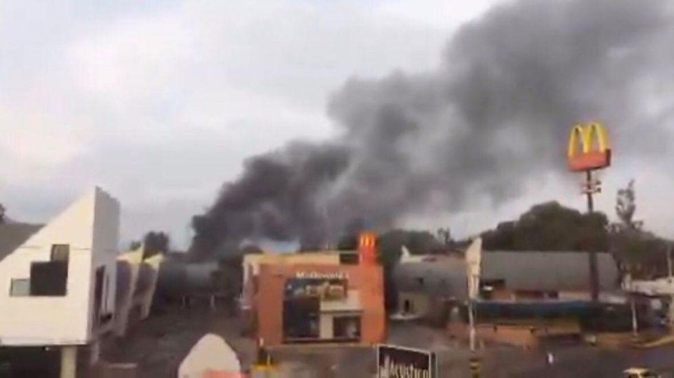 Incendio en albergue 'La Gran Familia' en Zamora