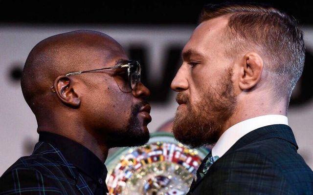 McGregor haría perder millones a casas de apuestas de vencer a Mayweather - Foto de AP