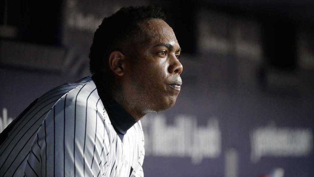 Aroldis Chapman deja de ser el cerrador de los Yankees