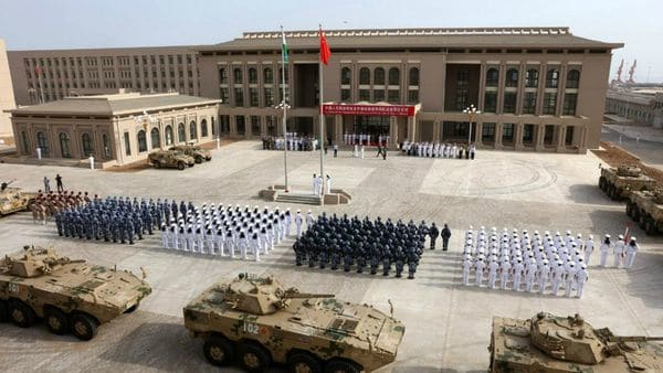 China inaugura su primera base militar en el extranjero - Foto de China Plus