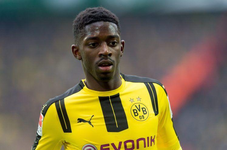 Dembélé falta a entrenamientos con el Dortmund - Foto de Metro