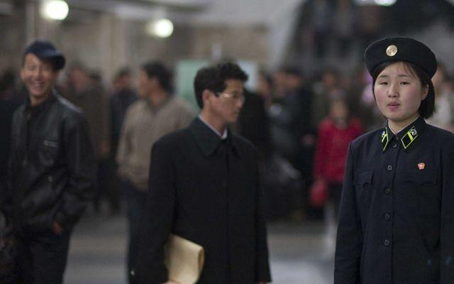Este sería el búnker de los norcoreanos en caso de guerra