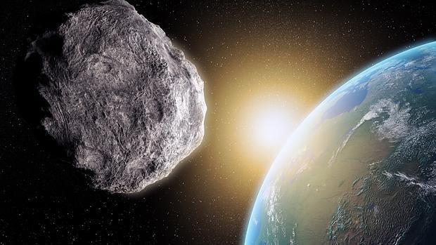 Asteroide pasará cerca de la Tierra este viernes - Foto de ABC