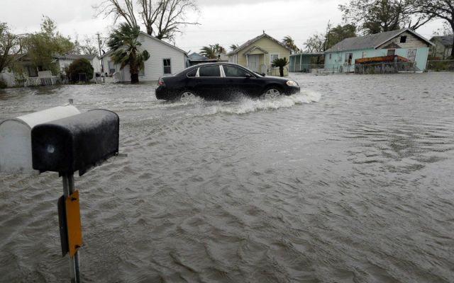 Cruz Roja abre ocho refugios en el área de Houston - Foto de CNN