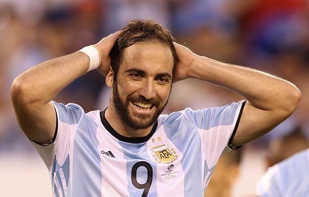 Sampaoli no convoca a Higuaín para eliminatorias mundialistas