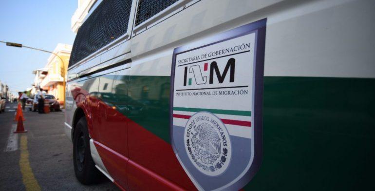 Detienen a tres que trasladaban a 42 migrantes guatemaltecos - Foto de archivo