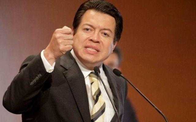 Mario Delgado asegura que buscarán fijar tope a salarios pese a resolución de la Corte - Mario Delgado. Foto de Vanguardia