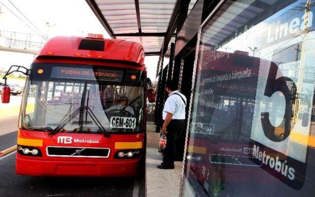 Anuncian ampliación de la Línea 5 del Metrobús