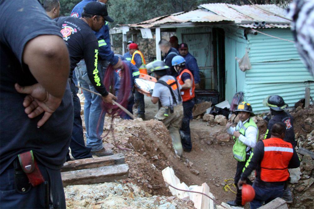 Muere minero aplastado por derrumbe en Sonora - Foto de Soy Cobre