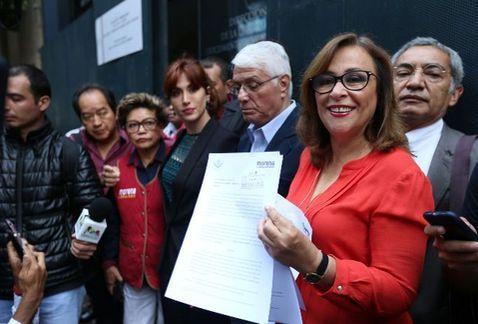 Morena presenta denuncia contra Lozoya ante la PGR