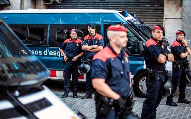 Mossos podrán ser sustituidos por Policía Nacional y Guardia Civil - Foto de Mediterráneo Digital