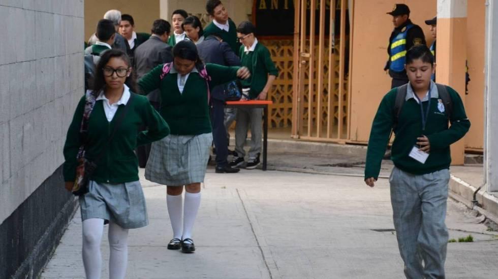 Sí habrá clases este lunes en la Ciudad de México - Foto de Twitter