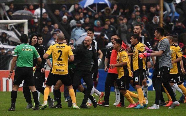 La sanción contra el club argentino que interrumpió final de ascenso