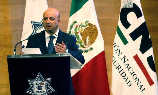 La Policía Federal es una de las mejores del mundo: Sales - Foto de Notimex