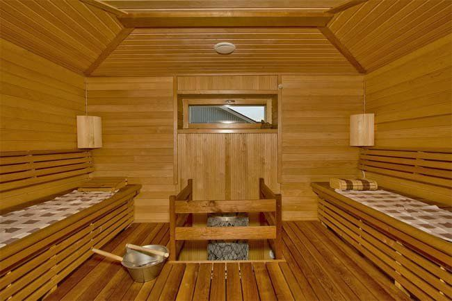 Sauna o baño de vapor?