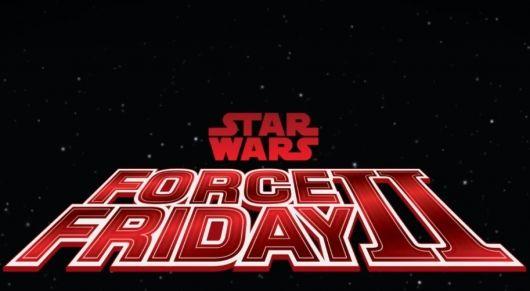 Presentarán nuevo personaje de Star Wars en Force Friday II