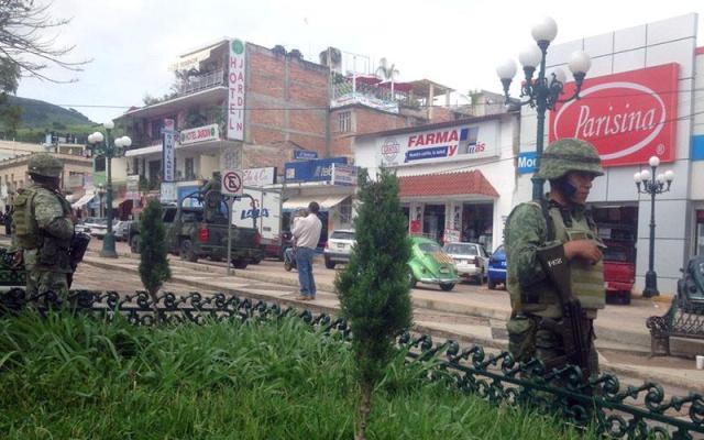 Hallan a tres muertos en Guerrero