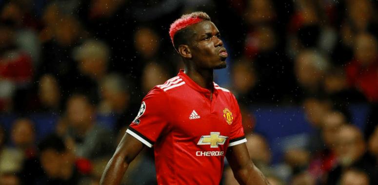 Pogba estará fuera de las canchas un largo plazo: Mourinho