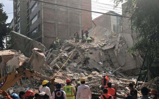 UNAM ofrece asesoría jurídica a afectados por sismo - Foto de @CH_Mexico