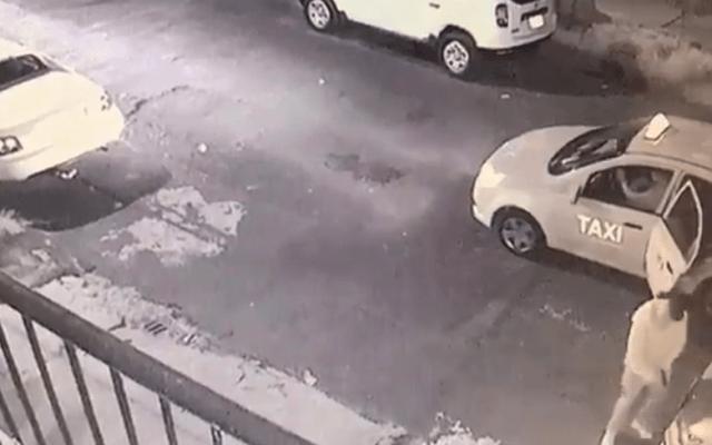 #Video Robo de autopartes en Narvarte