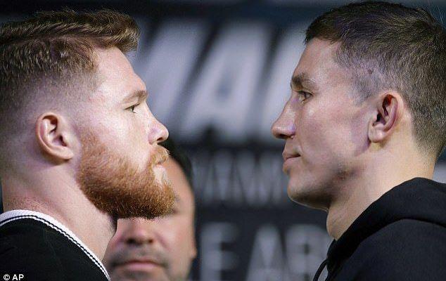 CMB ordena segunda pelea entre Canelo y Golovkin - Foto de AP
