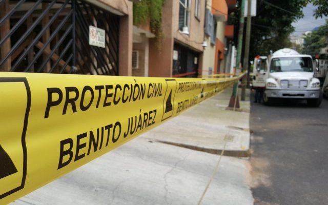 Hasta tres años de cárcel a quien cobre apoyos para damnificados - Foto de @DelegacionBJ
