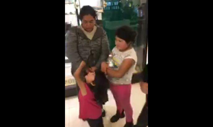 #Video Palacio de Hierro discrimina a familia en Perisur