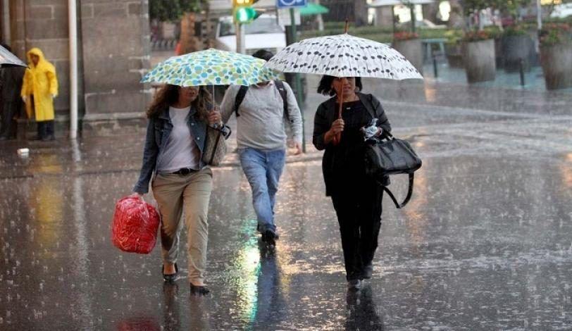 Bajas temperaturas y lluvias se mantendrán en el país - Foto de Internet