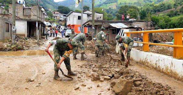 Continuarán las medidas preventivas en Puebla por lluvias - Foto de XEU