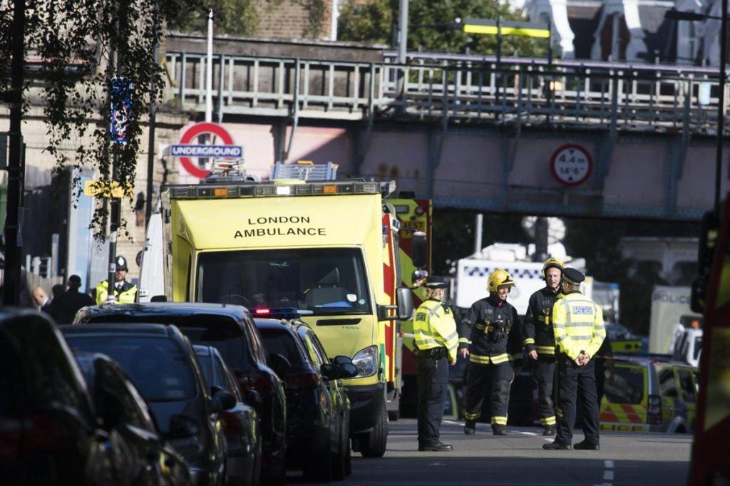 Continúan interrogatorios a sospechosos del atentado en Metro de Londres - Foto de Will Oliver/EPA