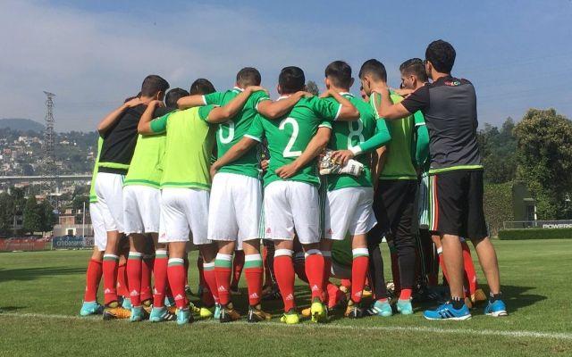 Selección Mexicana da a conocer lista de jugadores para Mundial Sub 17 - Foto de @miseleccionmx
