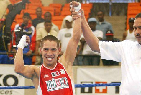 Asesinan al exboxeador olímpico Raúl Castañeda - Foto de Mexsport