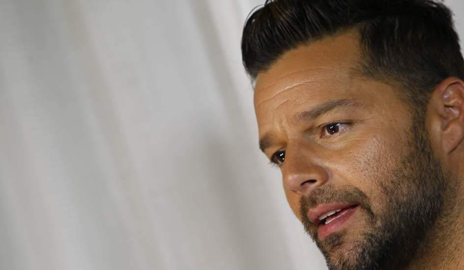 Ricky Martin busca a su hermano tras paso de María por Puerto Rico - Foto de 20 Minutos