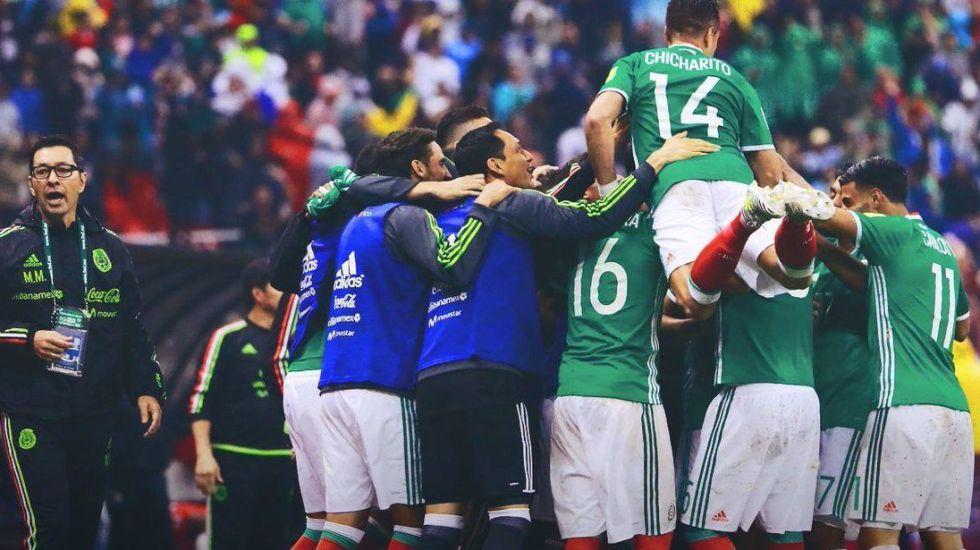Selección Mexicana tiene tres bajas