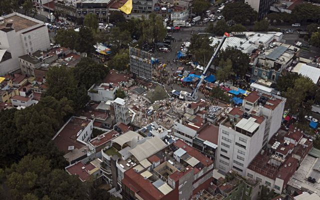 Concluye gratuidad en Registro Civil para afectados por sismo - Foto de AP