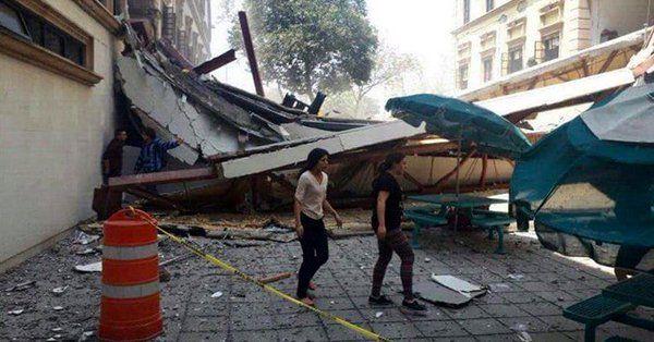 Autoridades deben determinar culpables por colapsos: Tec de Monterrey - Foto de Proceso