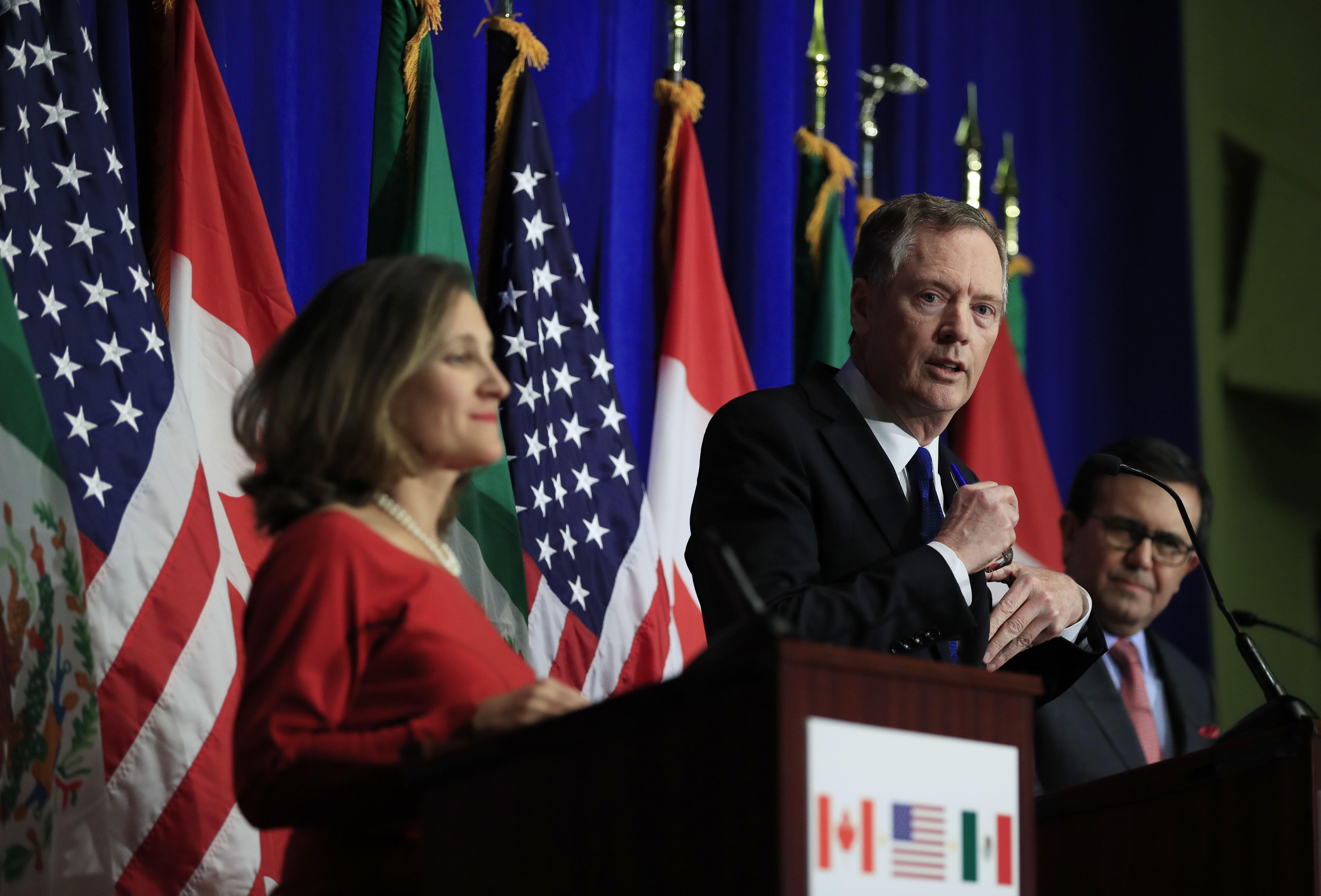 México diversifica exportaciones ante las dudas por el TLCAN