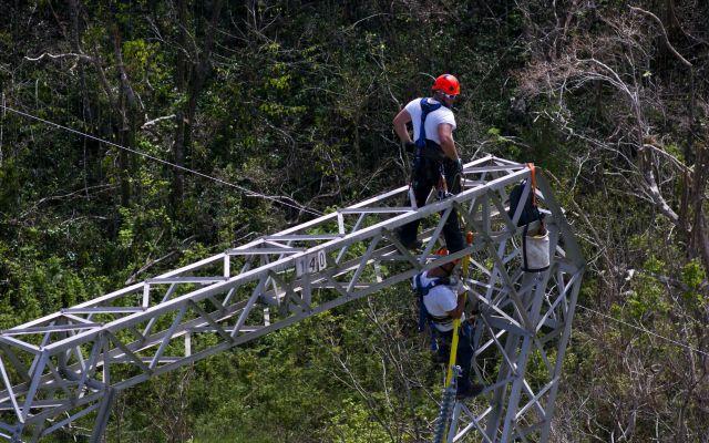 Cantidad de muertos diarios aumentó en Puerto Rico tras María - Foto de AP/Ramón Espinosa,