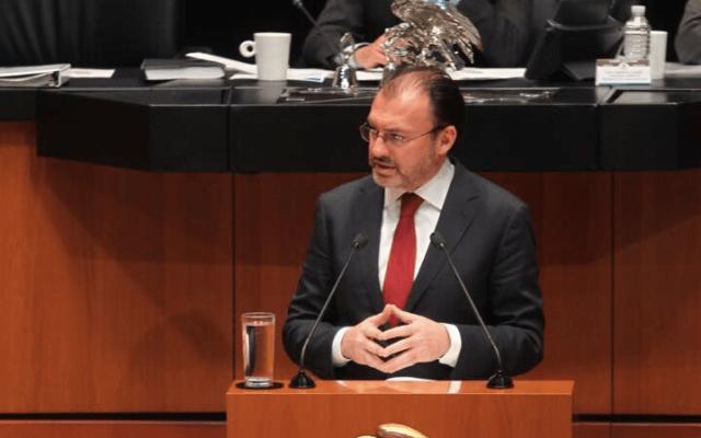 México participará en proceso de diálogo en Venezuela - Foto de Twitter Luis Videgaray