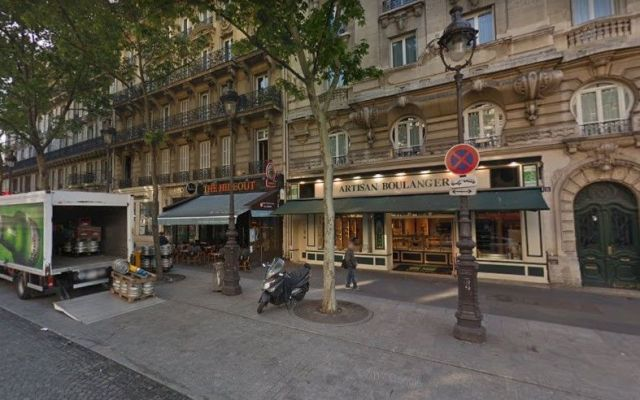 Mexicanos en Francia organizan evento para apoyar a afectados tras sismo - Captura de Google Maps