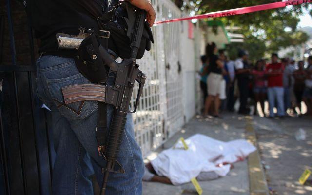 Se disparan en México los homicidios, extorsiones y secuestros: Semáforo Delictivo - Foto de Getty