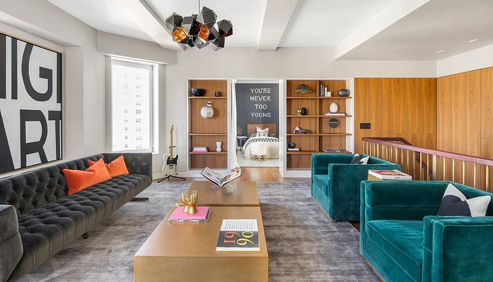 Keith Richards vende penthouse de lujo en Nueva York - Foto de Douglas Elliman/TNI Press