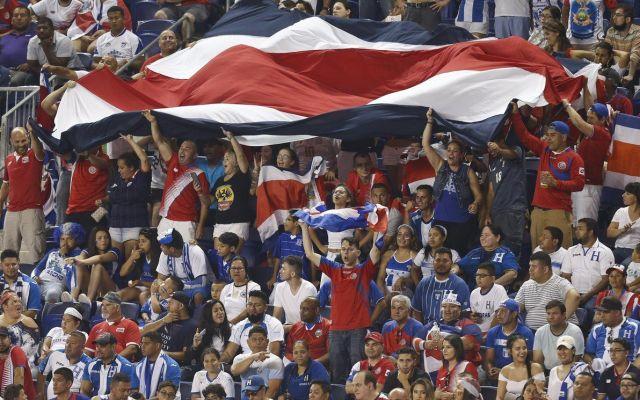 Costa Rica consigue boleto a Rusia con agónico empate