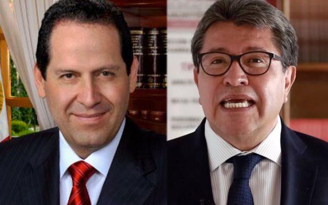 PRI buscará a Ricardo Monreal para elecciones en la Ciudad de México - Foto de La Neta Noticias