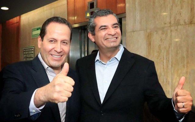 PRI será competitivo en la Ciudad de México: Eruviel Ávila - Foto del PRI