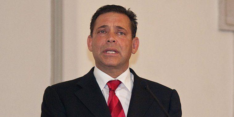 Dictan auto de formal prisión en contra de Eugenio Hernández