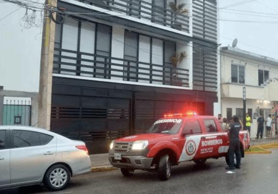 Mueren dos turistas por explosión en Playa del Carmen