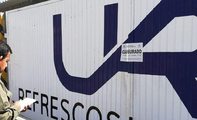 Fuga de amoniaco deja cinco intoxicados en Chihuahua - Foto de Profepa