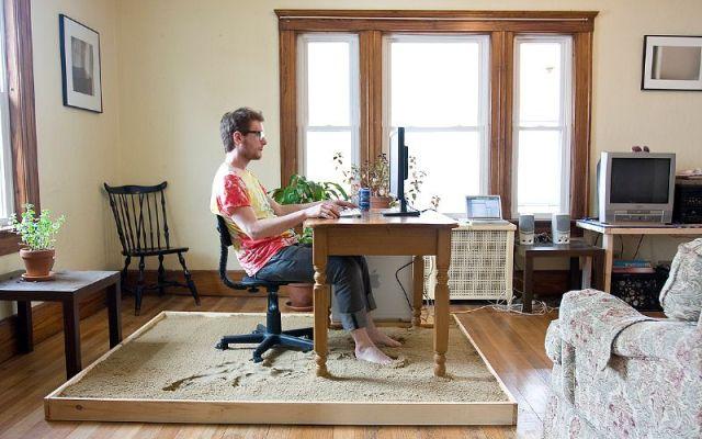 Consejos para trabajar cómodamente fuera de la oficina
